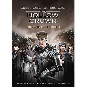Hollow Crown: Die Rosenkriege [DVD] USA importieren