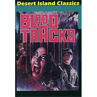 Jeff Harding - Blood Tracks [DVD] USA import