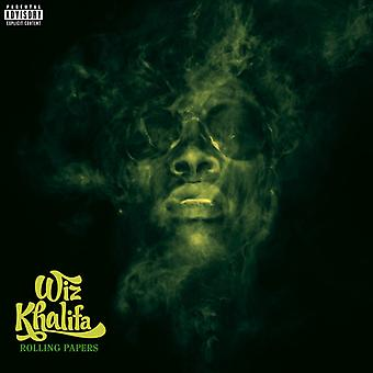 Wiz Khalifa - Rolling Papers [CD] USA import
