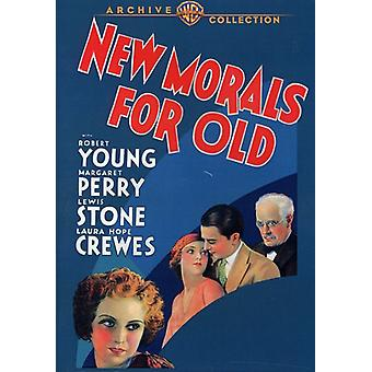New Morals for Old [DVD] USA import