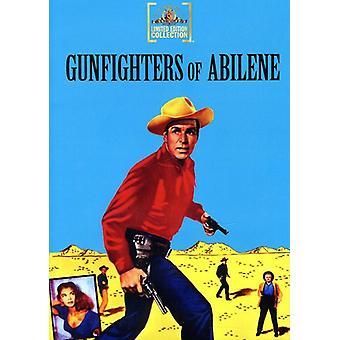 Importer des tireurs des Etats-Unis Abilene [DVD]
