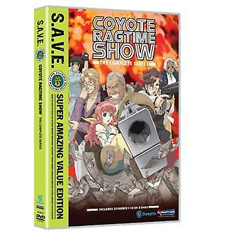 Coyote Ragtime Show: importación de los E.e.u.u. sistema de la caja-S.a.V.E. [DVD]