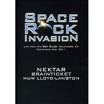 Space Rock Invasion [DVD] USA import