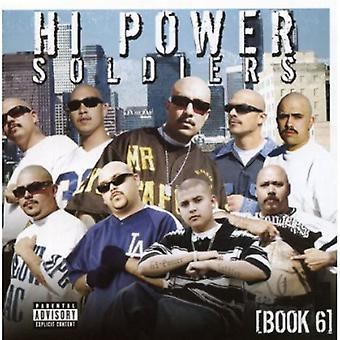 Hi Power Book 6 - Hi Power Book 6 [CD] USA import