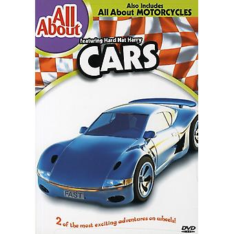 Cars/Motorcycles [DVD] USA import