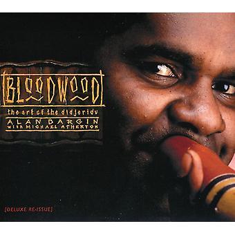 Alan Dargin - Bloodwood: The Art of the Didjeridu [CD] USA import