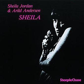 Sheila Jordan - Sheila [CD] USA import