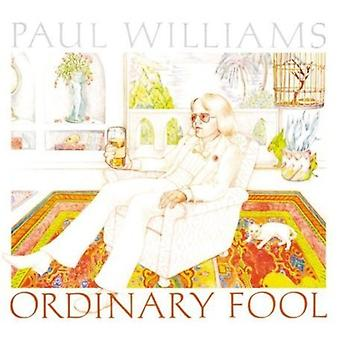 Paul Williams - Ordinary Fool [CD] USA import