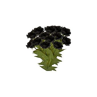 Simya Gotik Simya Gotik 13 Siyah Güller