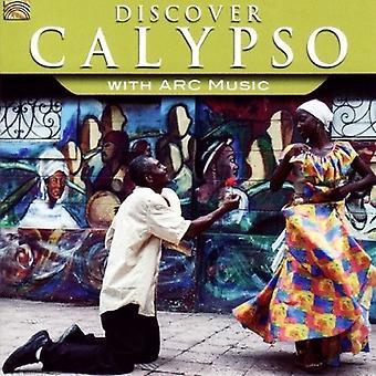 Ontdek Calypso met Arc muziek - ontdek Calypso met Arc muziek [CD] USA import
