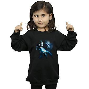 Harry Potter Girls Voldemort Shadow Sweatshirt