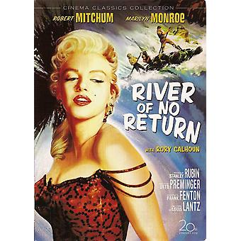 River of No Return Movie Poster (11 x 17)
