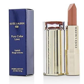 Estee Lauder Pure Color kärlek läppstift - #100 Blase Buff - 3.5g/0.12oz
