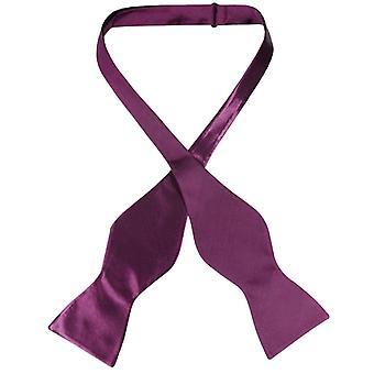עניבה Biagio SELF עניבת פרפר גברים מוצק ' s bowtie