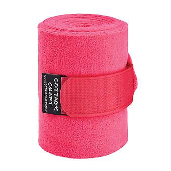 Cottage Craft Fleece bandager (pakke med 4)