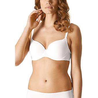 Mey 74254-1 Women's Joan White Solid Colour Underwired Full Cup Bra
