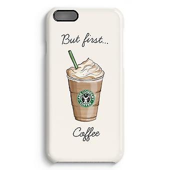 iPhone 6 Plus Full Print Fall (glänzend) - aber erste Kaffee