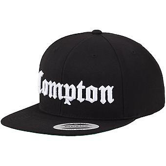 Merchcode Snapback Cap - Black COMPTON