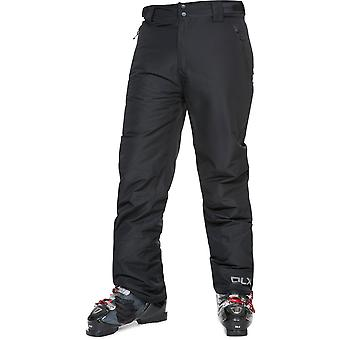 Trespass Mens Coffman Waterproof Breathable DLX Ski Trousers Pants