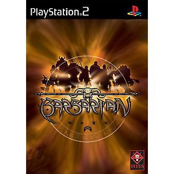 Barbarian (PS2)-ny
