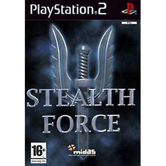 Stealth Force Kriget mot terrorn (PS2) - Ny fabrik förseglade