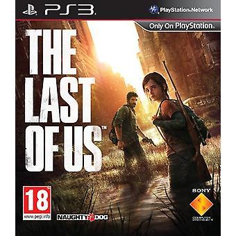 De laatste van ons (PS3)-nieuw