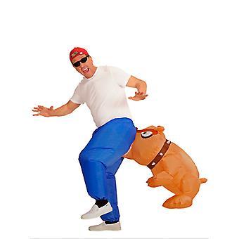 Beißende Bulldog (1size)-Erwachsene