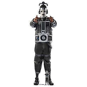 Mondassian Cyberman Doctor Who Bill Potts - Cutout