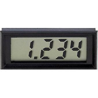 -Montage numérique multimètre VOLTCRAFT 70004 ±199.9 mV