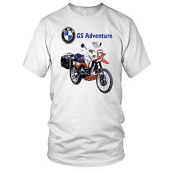 BMW GS Adventure 1200 Mens T Shirt