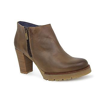 Liberitae boots Leather Brown 21703322-03 Kara