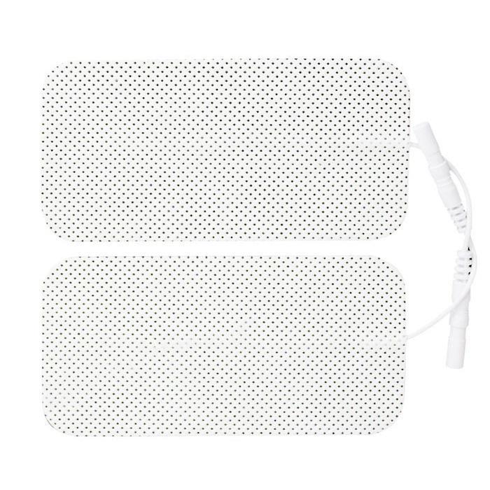 Self-Adhesive TENS Electrodes (5cm x 10cm) Plus FREE Chart