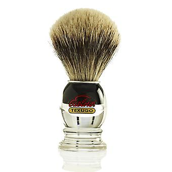 Semogue 2040 Badger Blaireau Silvertip