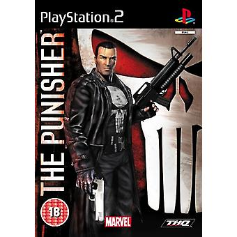 The Punisher (PS2) - Usine scellée