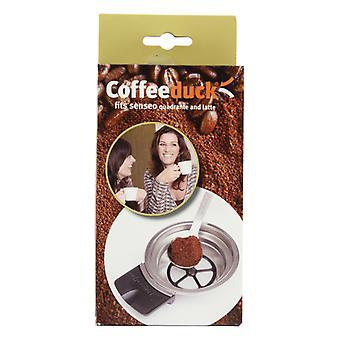 Ecopad Coffeeduck3 voor Senseo Latte / Quandrante