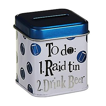 Bright Side Beer Money Savings Tin