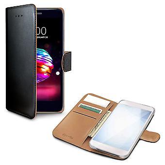Celly Wallet Case LG K10 - K10+ 2018 Black