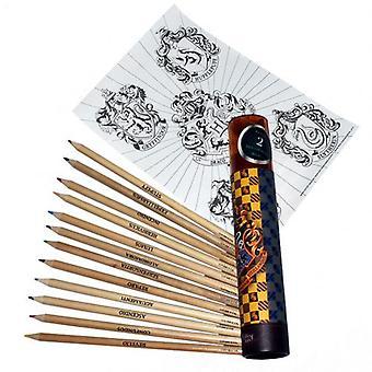 Harry Potter färga penna Tube