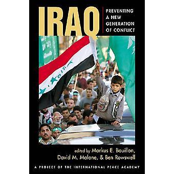 Irak - prévenir une nouvelle génération de conflits par Markus E. Bouillon-