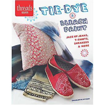 Tie-Dye & bleekmiddel verf - Jazz op Jeans - t-Shirts - Sneakers & meer door