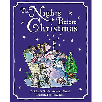 ليالي قبل عيد الميلاد توني روس-توني روس-9781849395809