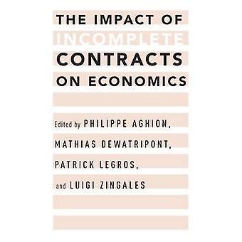 El impacto de los contratos incompletos en la economía por Philippe Aghion-