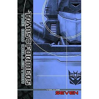 Transformatoren - IDW Collection - Volume 7 von Mike Costa - Shane McCa