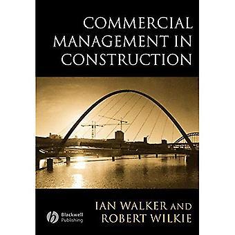 Kommerzielle Management im Baubetrieb