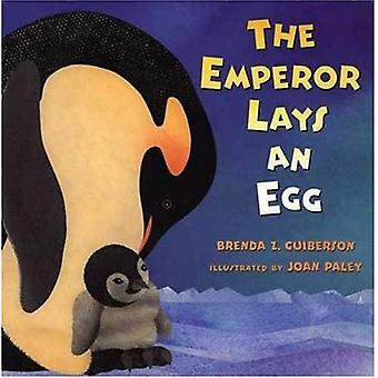 De keizer legt een ei