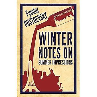 Vinter notater på sommeren visninger (Alma Evergreen klassisk)