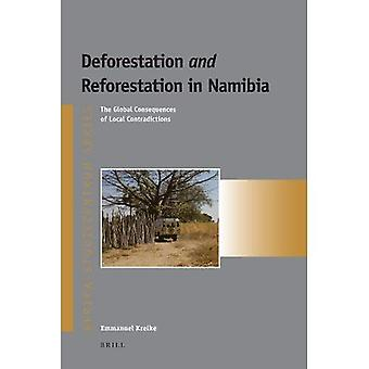 Déforestation et Reforestation en Namibie
