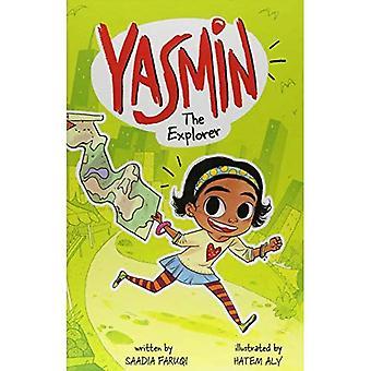 Yasmin the Explorer (Yasmin)