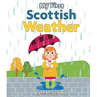 My First Scottish Weather (Wee Kelpies) [Board book]