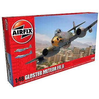 Airfix A09188 Gloster Meteor FR9 1:48 Scale Model Kit